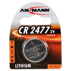 Pile plate CR2477 ANSMANN