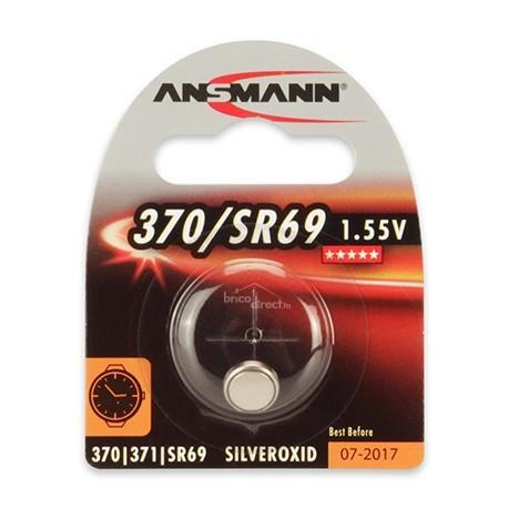Pile plate SR69 ANSMANN