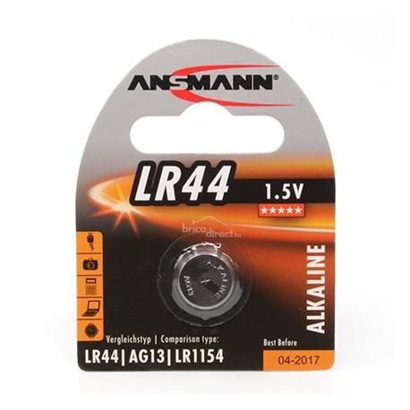 Pile plate LR44 ANSMANN