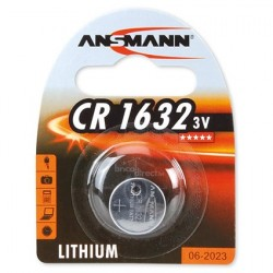 Pile plate CR1632 ANSMANN