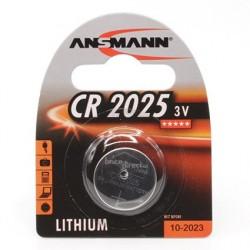 Pile plate CR2025 ANSMANN