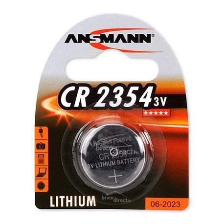 Pile plate CR2354 ANSMANN
