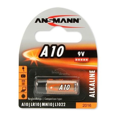 Pile spéciale A10 ANSMANN