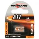 Pile spéciale A11 ANSMANN