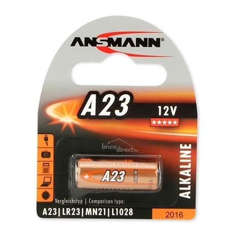Pile spéciale A23 ANSMANN