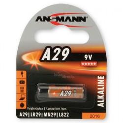 Pile spéciale A29 ANSMANN