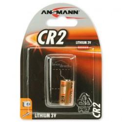Pile spéciale CR2 ANSMANN