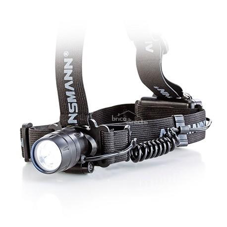 Lampe frontale HD5 ANSMANN