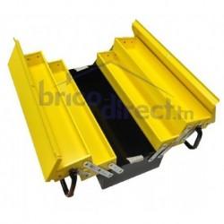 Caisse à outils métallique 5 tiroirs STANLEY