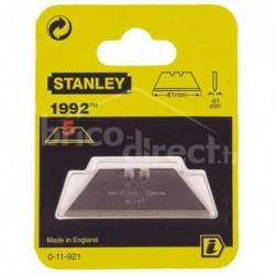 pack 5 lames pour cutter 1992 LSBL10 STANLEY