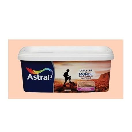 Couleur du monde  AUSTRALIE CLAIR N°2 Astral_4KG