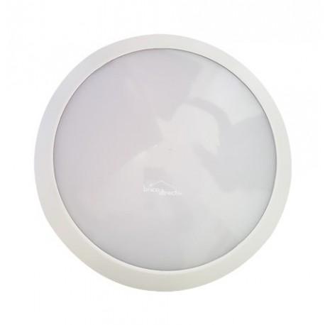 Plafonnier rond KAJA étanche LED 12W