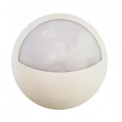 Applique ronde KAJA étanche LED 8W
