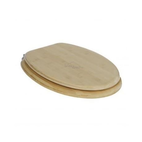 Abattant de toilette Nature Bambou 4402204