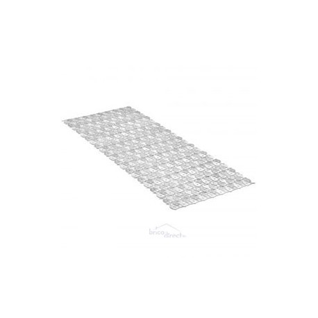 Tapis de bain 97x36 Blanc