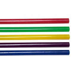 Pack 10 colle en bâton Multicolores VALEX