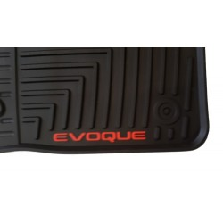 Jeu de Tapis originaux Range Rover EVOQUE (Noir)