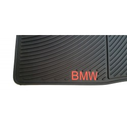 Jeu de Tapis originaux BMW Serie 5 (Noir)