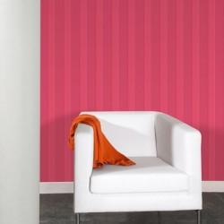 Papier peint paintable - Texture STRIPE MILAN