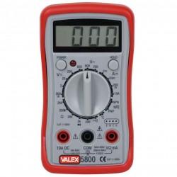 Multimètre testeur VALEX P5800