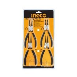Kit 4 pinces à circlips INGCO