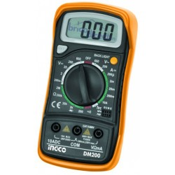 Multimètre testeur de poche INGCO