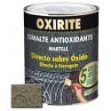 Peinture pour Métaux Bronze effet martelé OXIRITE