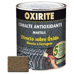 Peinture pour Métaux Cuivre effet martelé OXIRITE