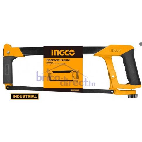 Scie à métaux professionnelle 300mm INGCO