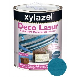 Lasure Décorative bois Bleu Baltique 250ml