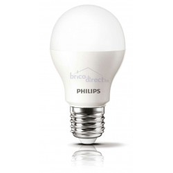 Ampoule LED JAUNE E27 spherique 13W