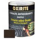 Peinture pour Métaux Marron effet martelé OXIRITE
