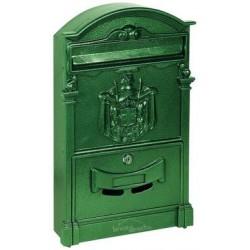 Boîte à lettre extérieure Vert OLD CENTURY