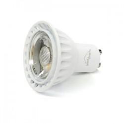 Ampoule LED JAUNE GU10 5W