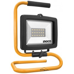 Projecteur LED 9W de chantier INGCO