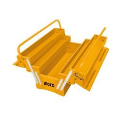Caisse à outils métallique 495mm INGCO