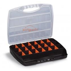 Valisette de rangement 21 compartiments PP02