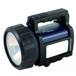 Lampe torche Rechargeable LED DOOMSTER 10W VELAMP
