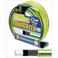 Tuyau d'arrosage 25m FLEXOGREEN (Diam. 15mm)