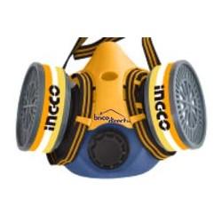 Masque de respiration à cartouches INGCO