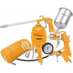 Kit 5 accessoires pneumatiques INGCO AKT0052