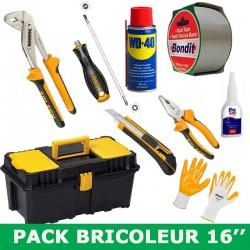 """PACK de Bricolage """"Bricoleur 16"""""""
