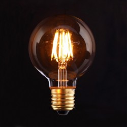 Ampoule Vintage LED 4W G80 EKOLED