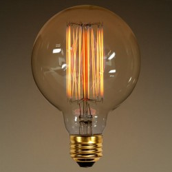 Ampoule Vintage 4W LED G95 EKOLED