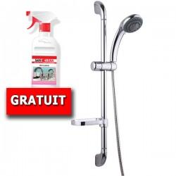 Barre de douche complète SEDAL + Nettoyant SANICLEAN GRATUIT