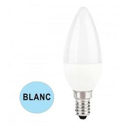 Ampoule coupe-vent LED 5.5W BLANC E14