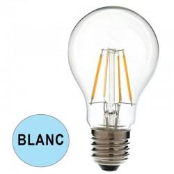 Ampoule à filaments LED 8W BLANC E27 ADES