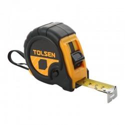 Roulette Mètre à mesurer industrielle 10m TOLSEN