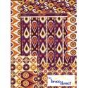 Papier Decopatch (pochette de 3 feuilles)- Réf 517