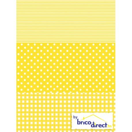 Papier Decopatch (pochette de 3 feuilles)- Réf 545